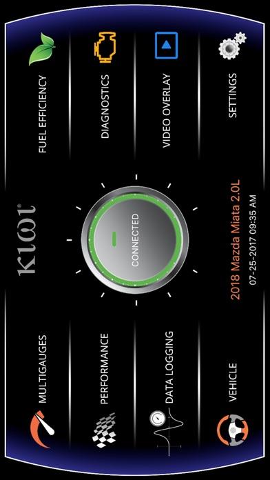 Kiwi OBD KS Screenshots