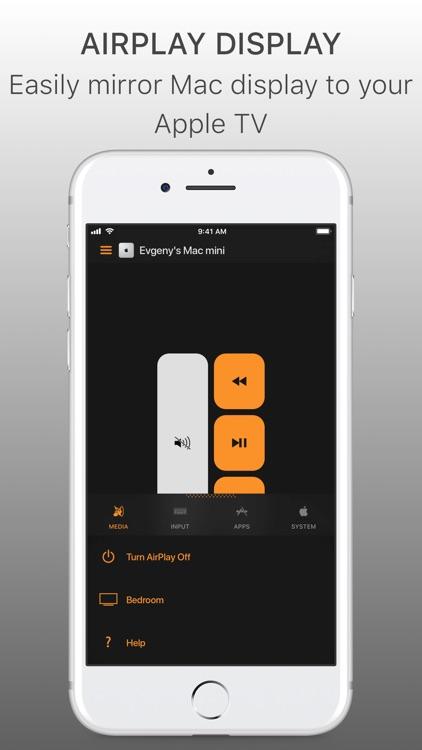 Remote Control for Mac screenshot-4