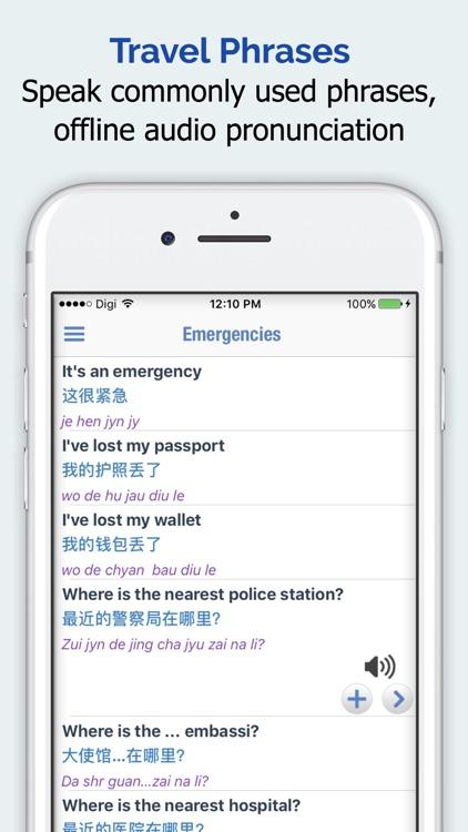 Mandarin Chinese Dictionary + screenshot-3