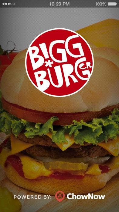 Eat Bigg Burger screenshot 1