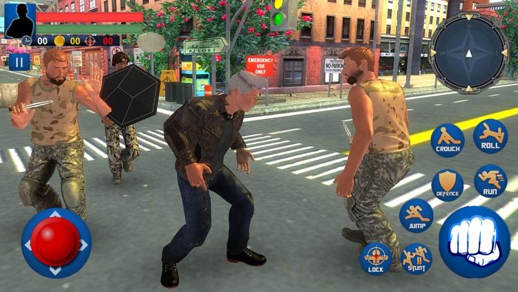 City Gangster War Mafia screenshot-4