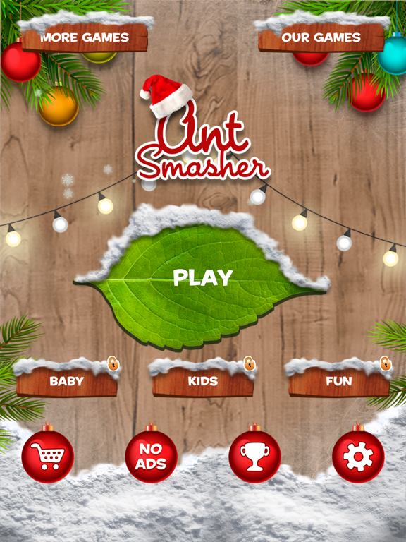Ant Smasher Christmas by BCFG | App Price Drops