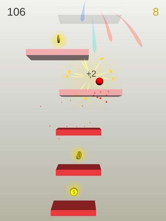 Ball Fall... screenshot 5