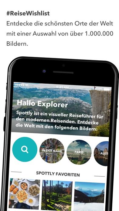 Spottly - Foto ReiseführerScreenshot von 5