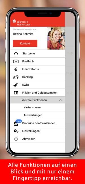 Sparkassen Banking App für iPhone, iPad, iOs, Android und ...