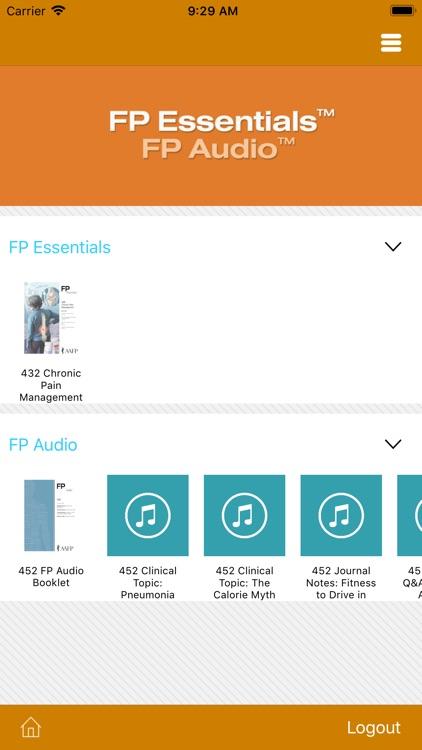 AAFP screenshot-4