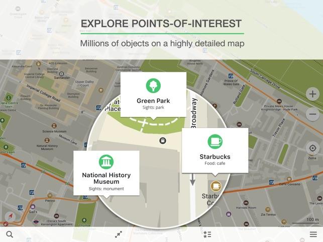MAPS ME – fline Map & Nav on the App Store