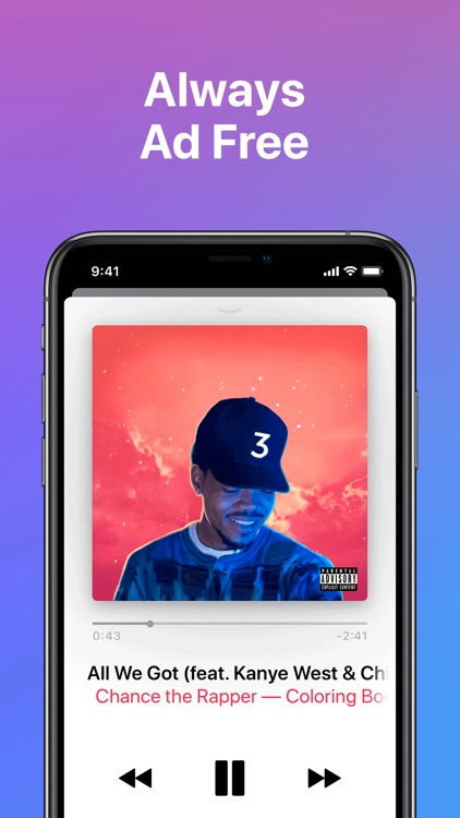 Apple Music screenshot-3