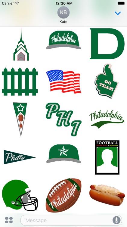 Philadelphia Football Rush