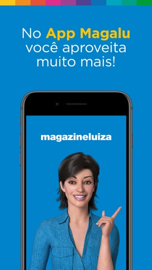 Magazine Luiza  Comprar Online on the App Store eb45467571f