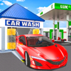 Shoaib Sheikh - City Car Wash Gas Station Paid artwork