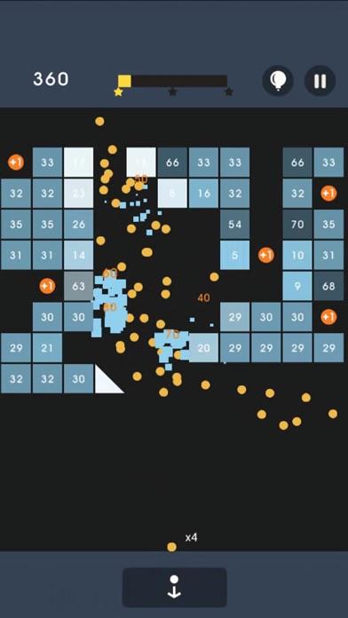 レンガのブレーカーのパズルのスクリーンショット5