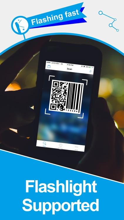 QR Code Reader for iPhone! screenshot-4