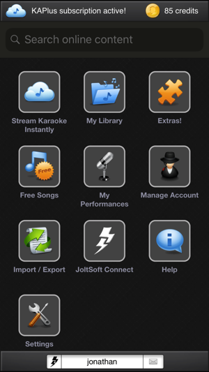 Karaoke Anywhere Legacy on the App Store