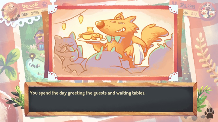 The Wolf's Bite screenshot-1