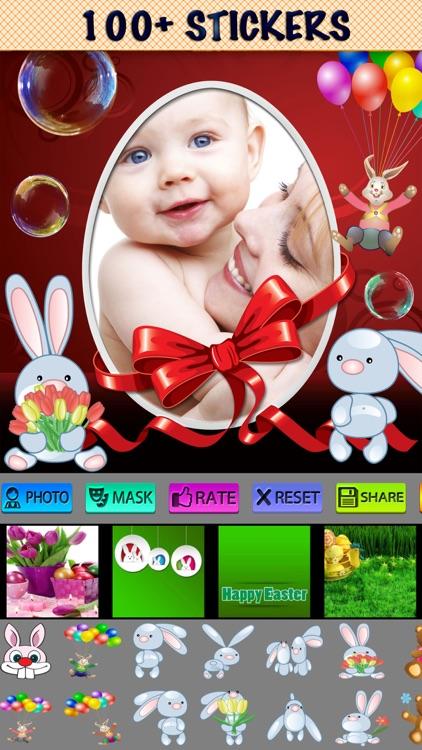 Easter Photo Frames and Masks screenshot-3