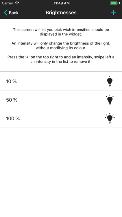LIFX Widget screenshot-6