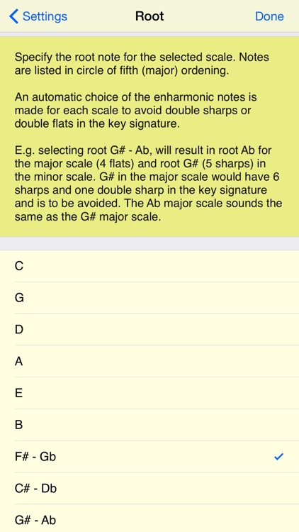 Guitar Sight Reading Trainer screenshot-4