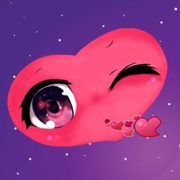 Loveji Kisses - a drop of love