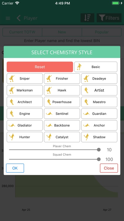 FUT 19 Draft, Builder - FUTBIN screenshot-5
