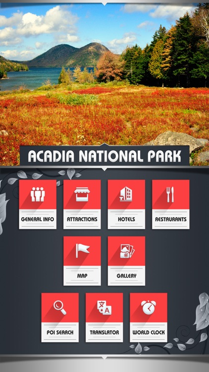 Visit Acadia National Park screenshot-1