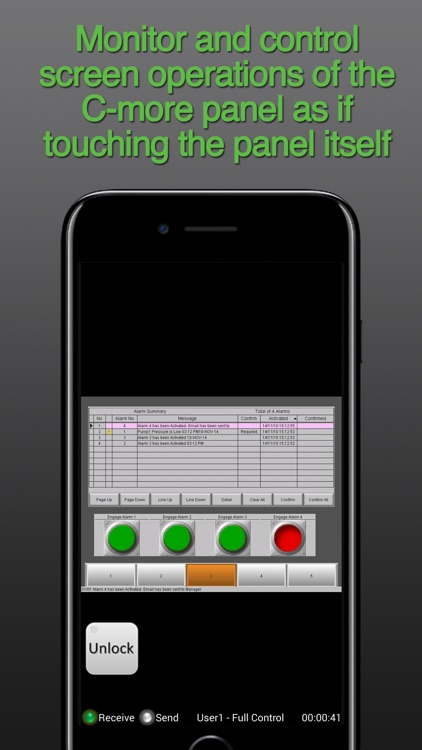 Remote HMI screenshot-1