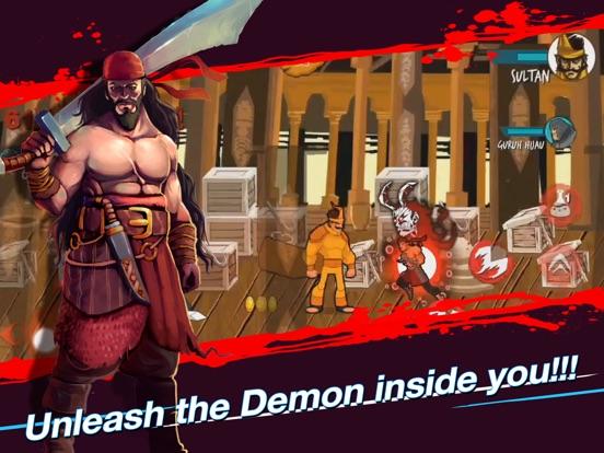 Amok - The Villain Heroes-ipad-4