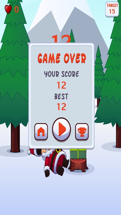 Chop It Santa! screenshot-4