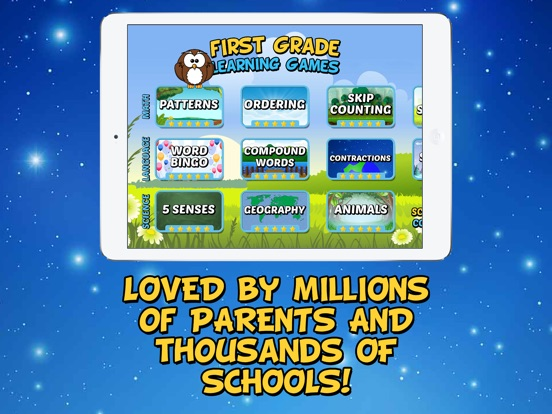 First Grade Learning Games-ipad-4
