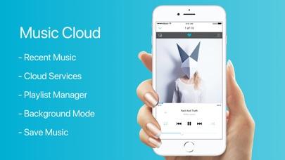 Music Cloud - offline music for Windows