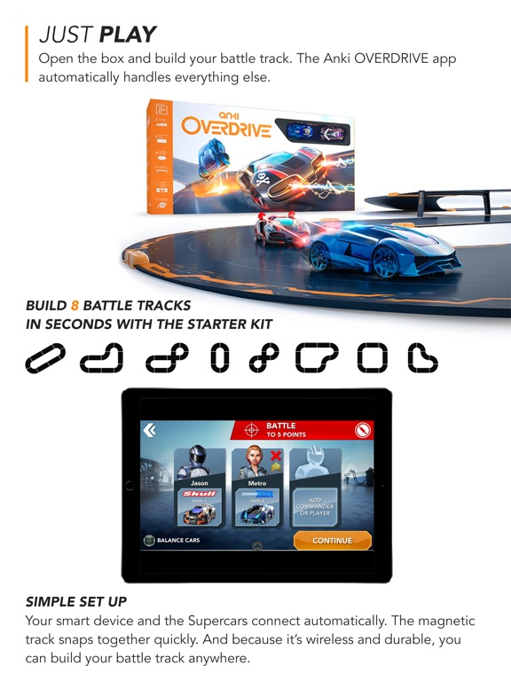 how to use anki overdrive