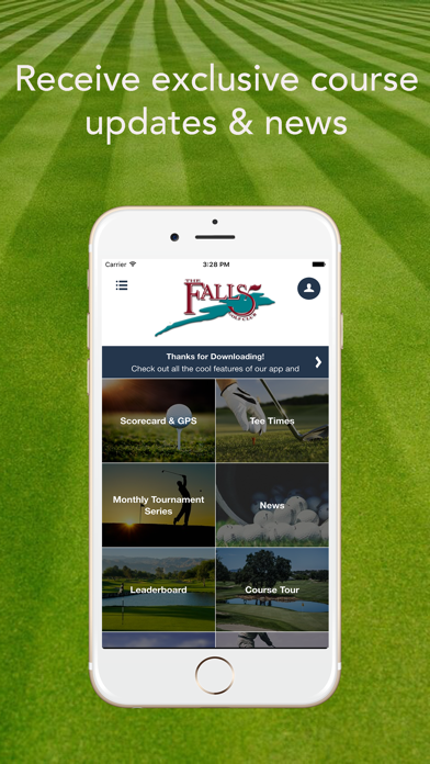 Falls Golf Club screenshot 2