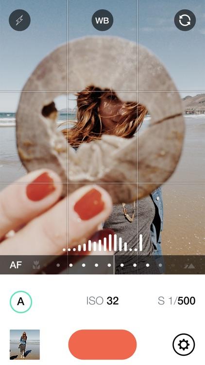 Manual – RAW Camera screenshot-0