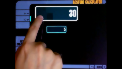 Gesture Calculator screenshot two