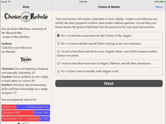 Choice of Rebels: Uprising screenshot 9