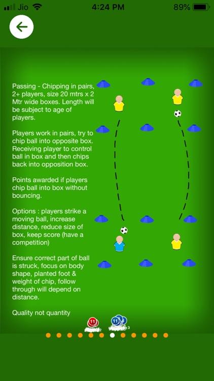 Football Soccer Coaching Plans screenshot-3