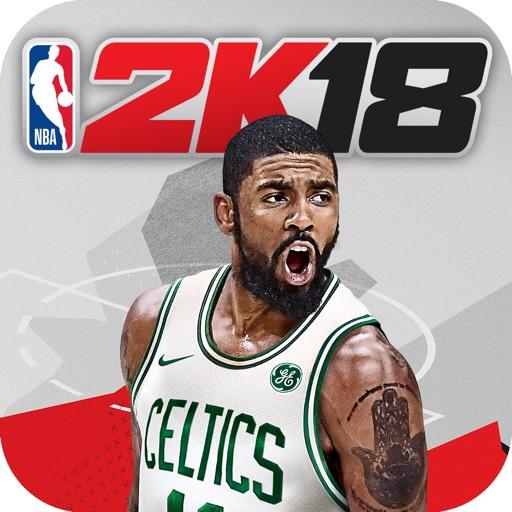 NBA 2K18 application logo