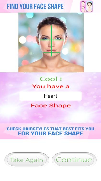 Find Your Face Shape screenshot-3
