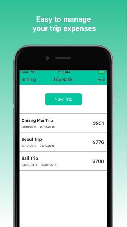 Nomad Wallet Expense Tracker screenshot-5