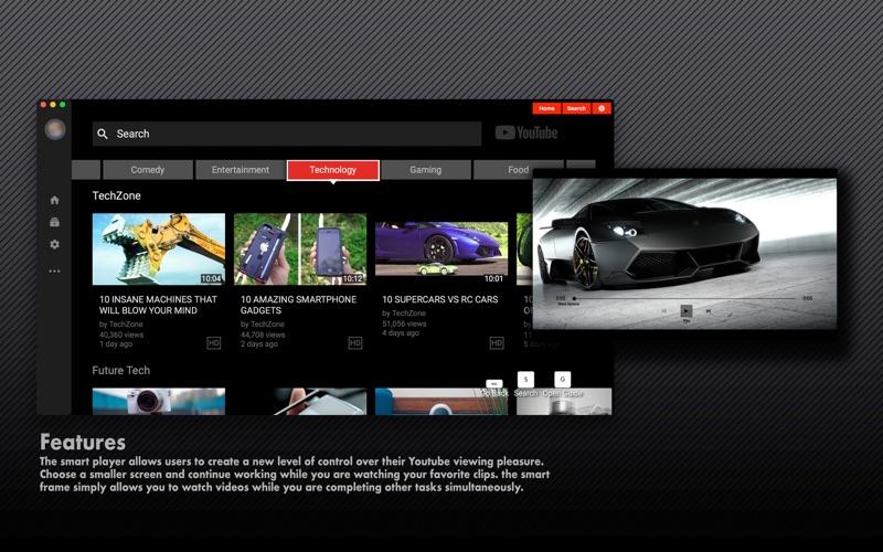 Tube HD Screenshot
