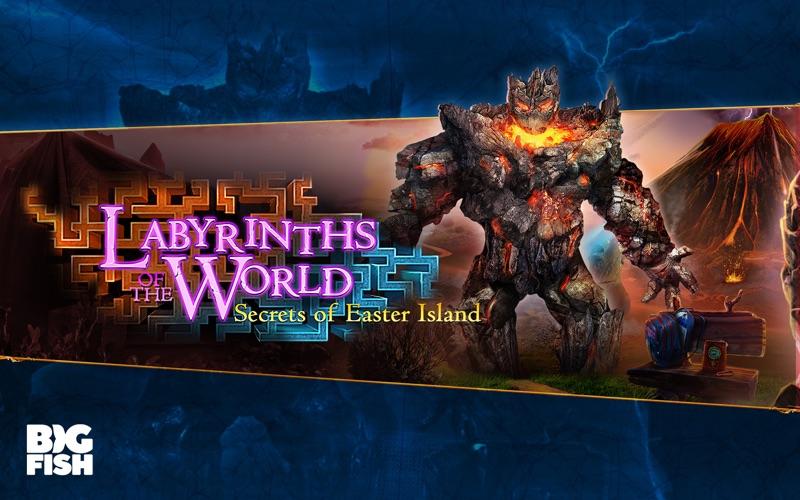 Labyrinths: Easter Island screenshot 5