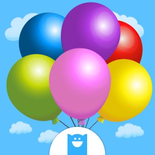 Burst Balloons Pop