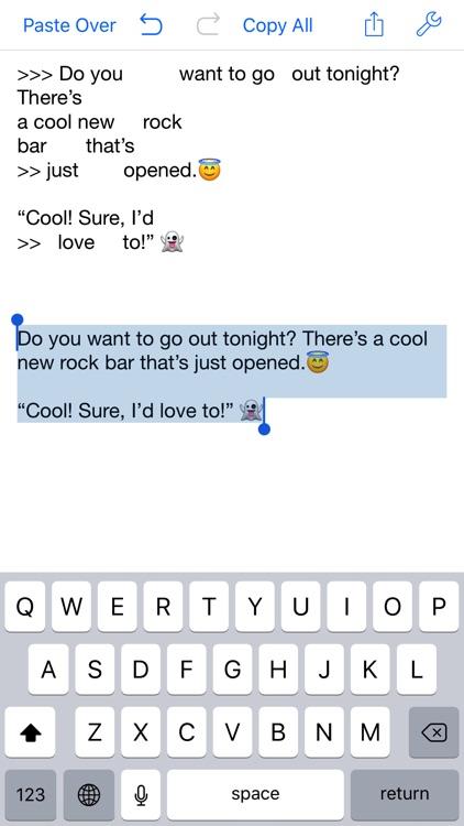 Clean Text