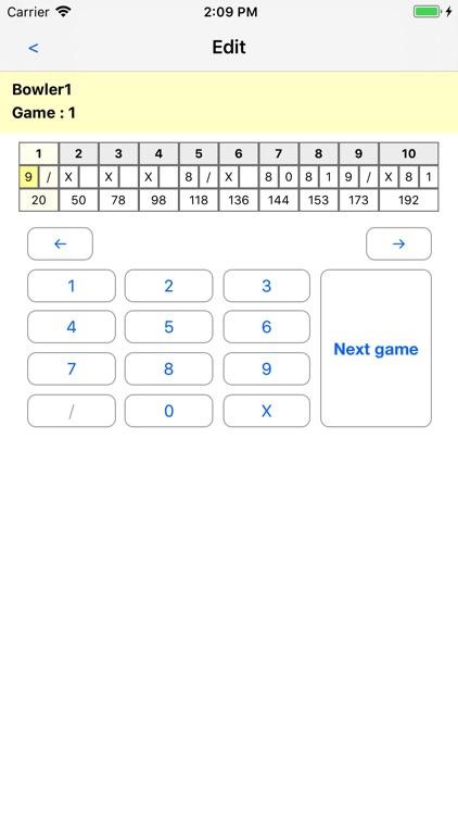 My Bowling Ultra screenshot-4