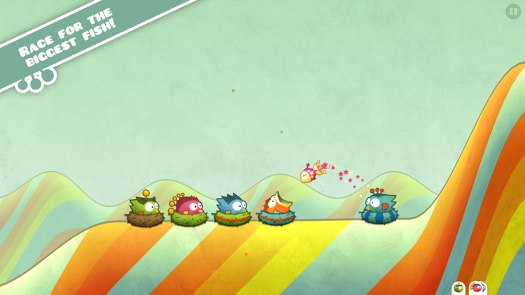 Tiny Wings screenshot-2