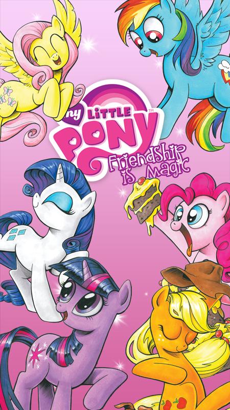 My Little Pony Comics截图1