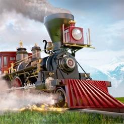 SteamPower1830 Railroad Tycoon on the App Store