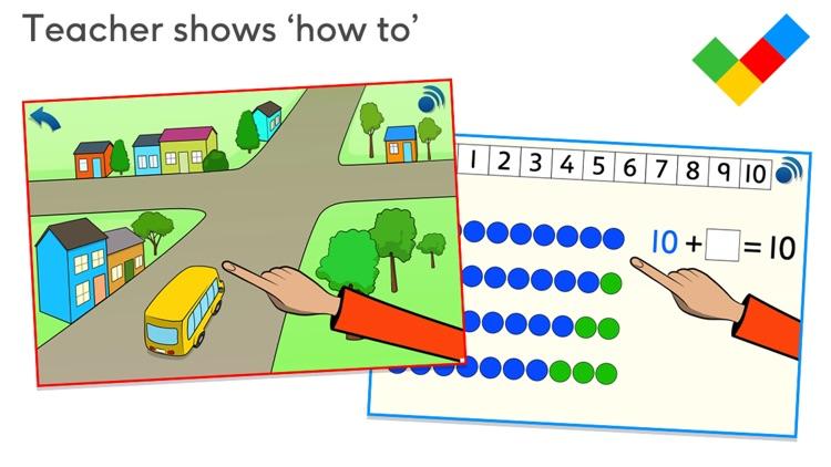 Math, age 4-6 screenshot-3