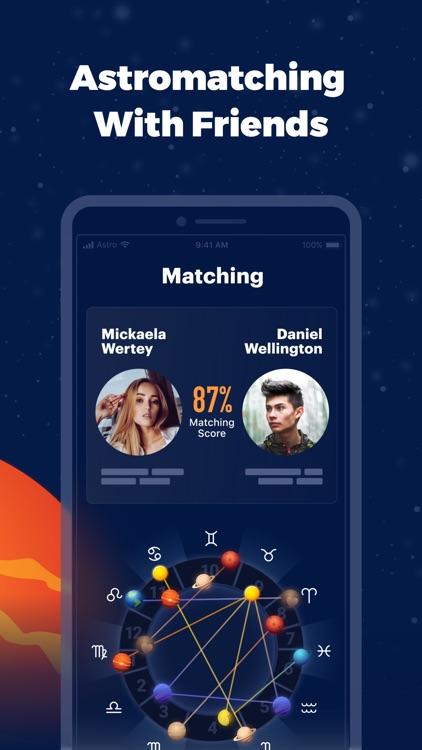 Horoscope match faire app