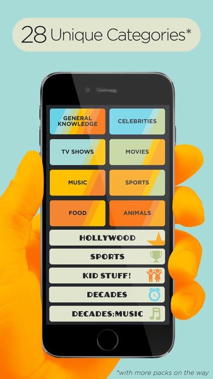 7 in 7: Pop Culture Party Game screenshot-4